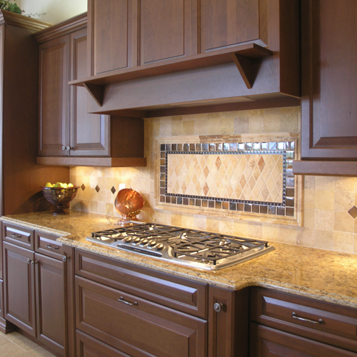 Backsplash Design & Installation